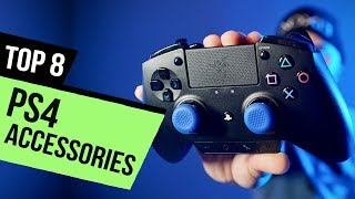 8 Best PS4 Accessories 2018 Reviews