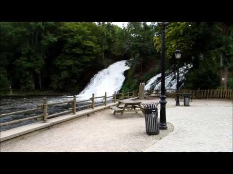 The Waterfalls at Coo, Belgium