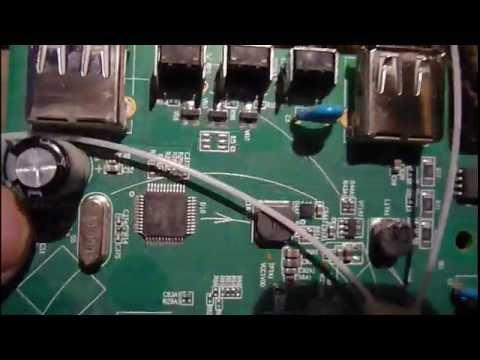 Недоремонт оптоволоконного роутера от МГТС