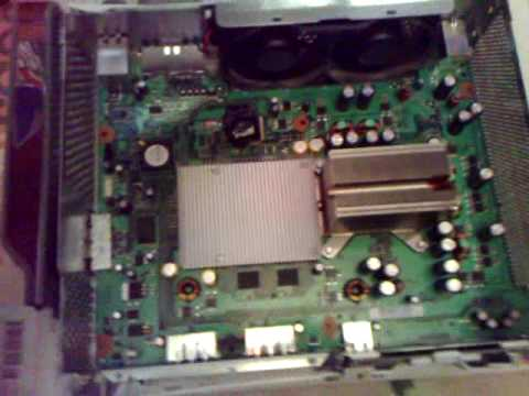 Xbox 360 Error E74 ANA chip solution if reflow doesnt work.