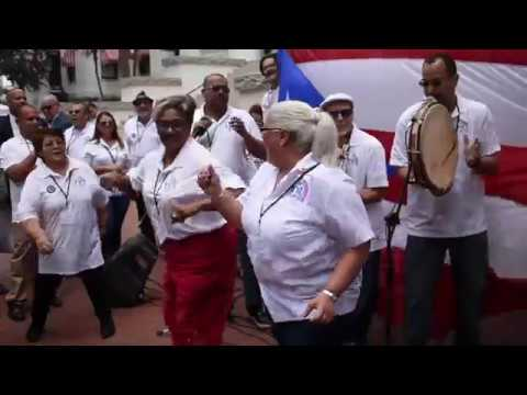 Puerto Rican Day - Tallahassee, FLORIDA 4/26/17 (2nd Video)