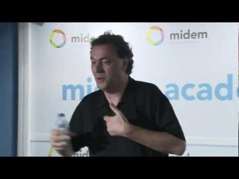 Making a living with music in a digital world - Futurist Keynote speaker Gerd Leonhard (MIDEM 2012))