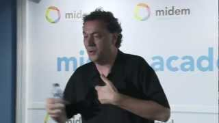 making a living with music in a digital world futurist keynote speaker gerd leonhard midem 2012