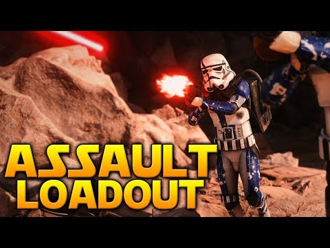 THE ASSAULT CLASS LOADOUT - Star Wars Battlefront (You Choose My Loadout)