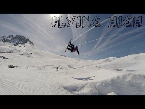 Aloha Snowboarding - FLYING HIGH VAL D