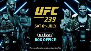 Watch UFC 239 live on BT Sport Box Office