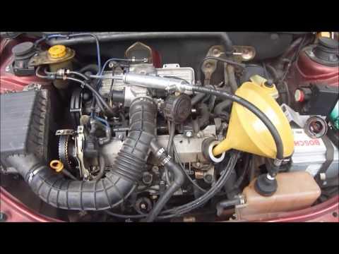 Fiat Palio 1.6 ELX 99 - Limpeza de arrefecimento e tampa do arrefecimento que explodiu