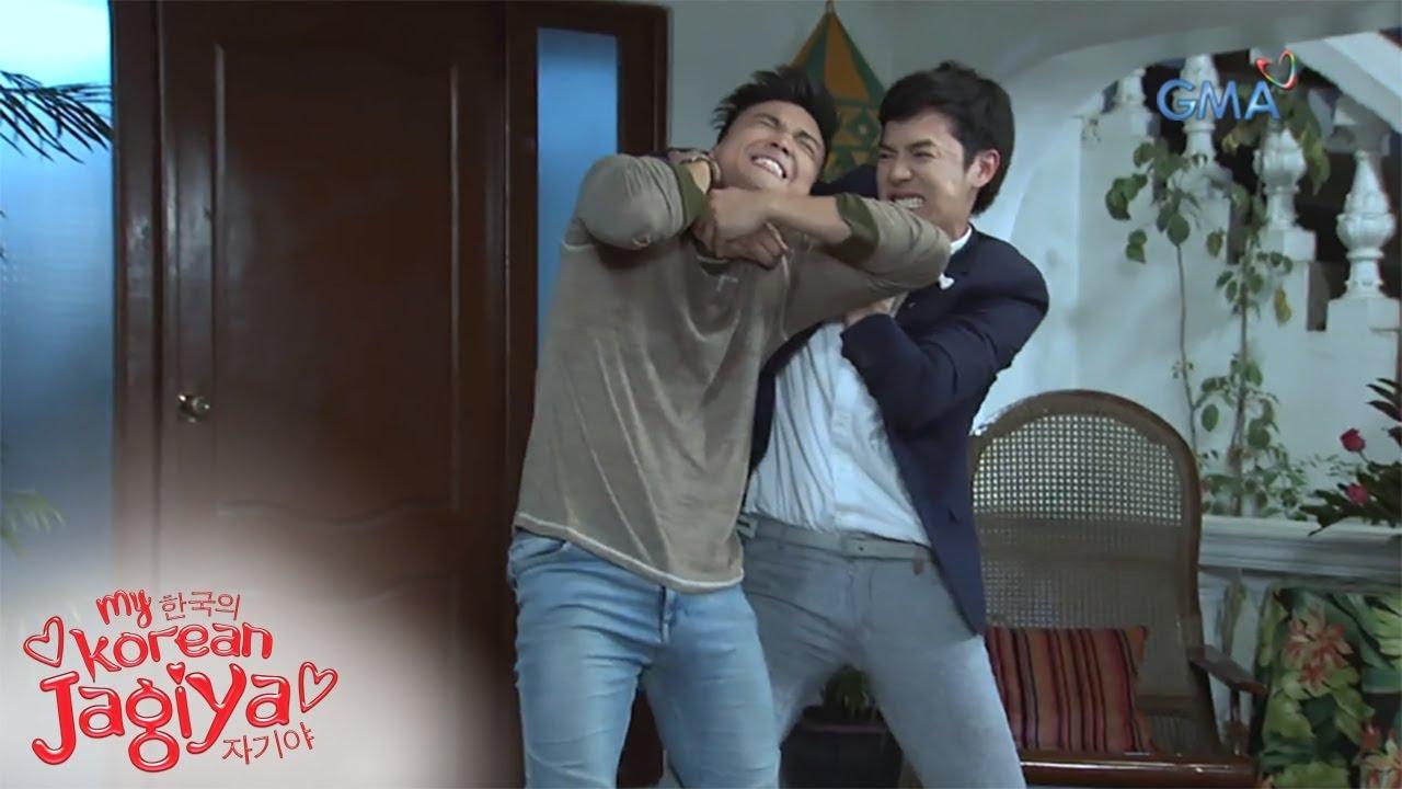 My Korean Jagiya Teaser Ep. 52: Jun Ho at Ryan, nagbugbugan!