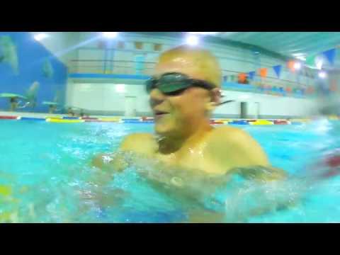 Испытание GoPro в бассейне г. Темиртау 2016 2017 Бассейн Арго
