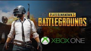 Lets GO! PUBG on xbox Playerunknowns Battlegrounds - Live stream