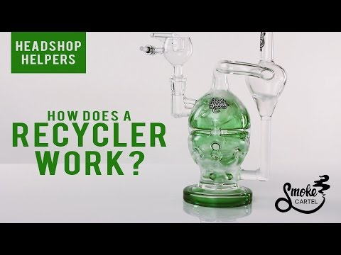 How Does a Recycler Rig Work?