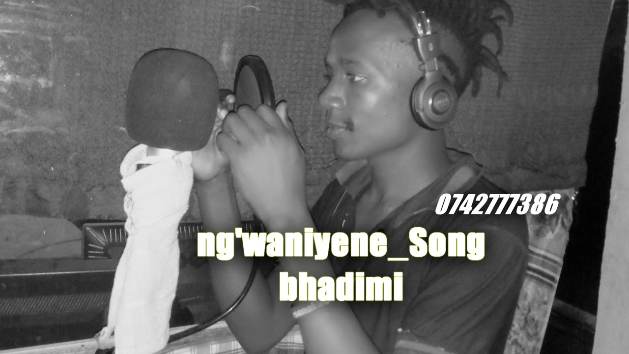 Download NG'WANIYENE SONG BHADIMI MPYA MP4 mp4