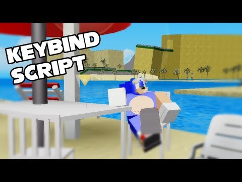 [Roblox Studio] How to Make ''play an animation while pressing a keyboard  button {KeyBind Script}
