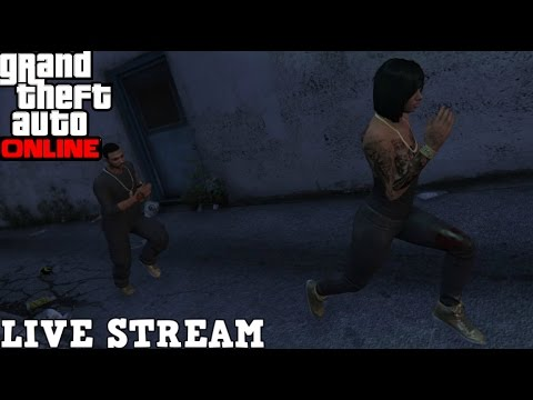 Grand Theft Auto Online | KingTay Tv | KT BACK AT IT AGAIN!