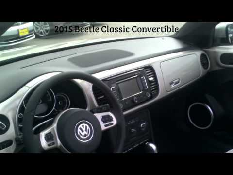 2015 Volkswagen Beetle Classic Convertible!!! Limited release again?