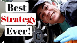 Extreme Brake Dust Removal... You won't believe this strategy!