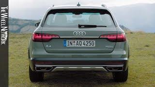 2020 Audi A4 Allroad Quattro | Exterior, Interior