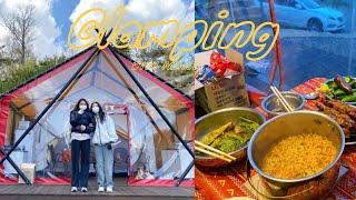 [Glamping_Vlog]가족 캠핑 브이로그/가족브이…