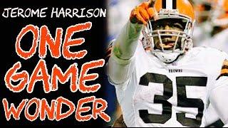 Meet the NFL's BIGGEST ONE GAME WONDER