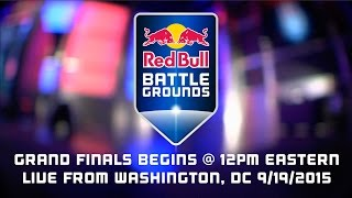 GRAND FINALS | Red Bull Battle Grounds StarCraft II Archon Mode | 9/19 (SAT)
