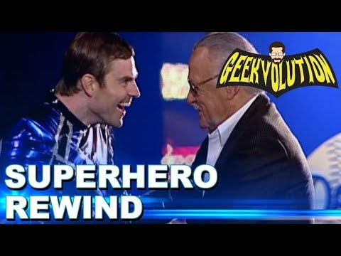 Superhero Rewind   Who Wants to Be a Superhero? Review