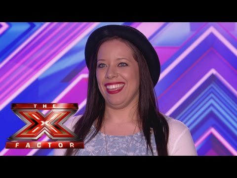 Kerrianne Covell sings Adele's One and Only | Room Auditions Week 2 | The X Factor UK 2014