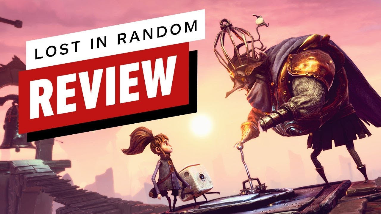 Lost in Random Video Review (Video Game Video Review)
