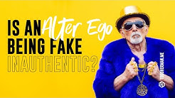 Are You Being Fake If You Use an Alter Ego? - Todd Herman