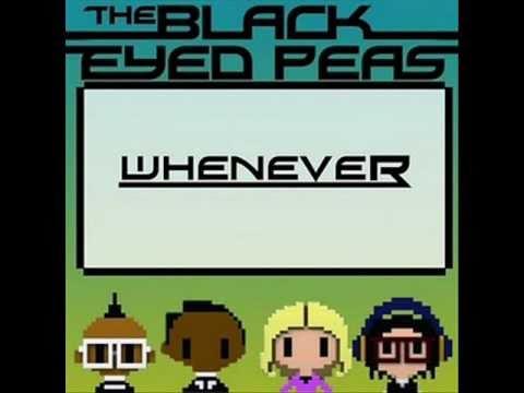 Black Eyed Peas - Whenever ft. dj valek (The Beginning Album)
