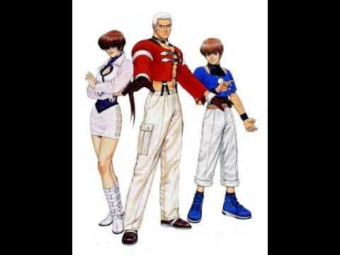 KOF'97/KOF'98 - Bloody (New Face Team Theme) OST