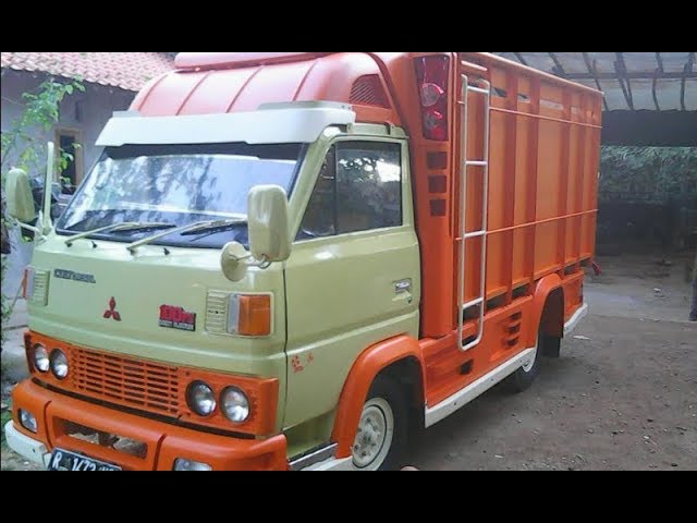 Truck Umplung Calm Modifikasi ft Bawor