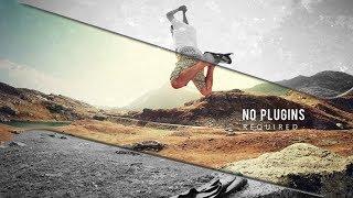 Best Intro Templates Sony Vegas Pro : Grunge Photo Slideshow