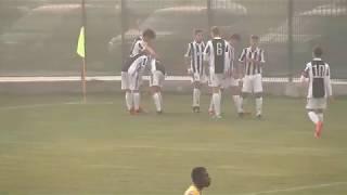 Campionato Under17, i gol di Parma-Juventus 1-3 (Camara; Petrelli (...