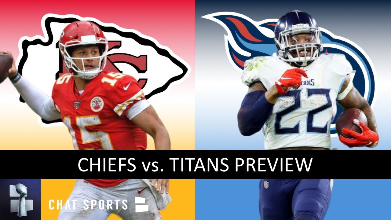 Titans vs. Chiefs, AFC Championship (01/19/20): How to watch, live ...