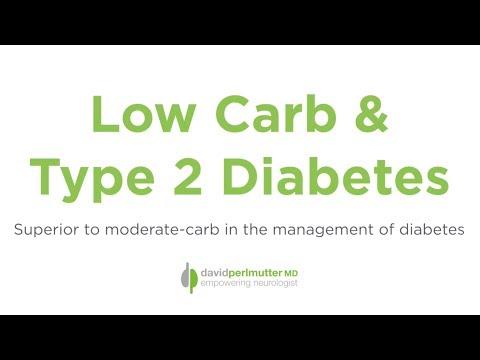 Low-Carb Diet & Type 2 Diabetes