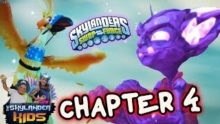 Lets Play Skylanders Swap Force: Part 6 - Rampant Ruins (Stone Monkey) (Chapter 4 Walkthrough)