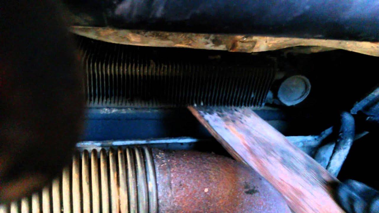 Fix The Bobcat Skid Steer Overheating