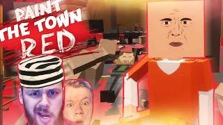 UCIECZKA Z WIĘZIENIA!   Paint The Town Red [#2] (With: Plaga, Admiros) #Bladii