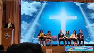 Publication Date: 2019-07-12 | Video Title: 天佑小學2018-2019年度 畢業禮暨綜藝匯演伍國寶神父