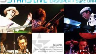 Casiopea with Synchronized DNA Galactic Funk from the 5 Stars Live ...