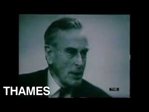 Lord Mountbatten interview | Today |Thames Television |1969
