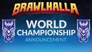 Brawlhalla World Championship Announcement Trailer