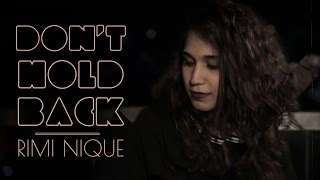 Don't Hold Back | Rimi Nique | Jack & Jones Cover | Ranveer Singh