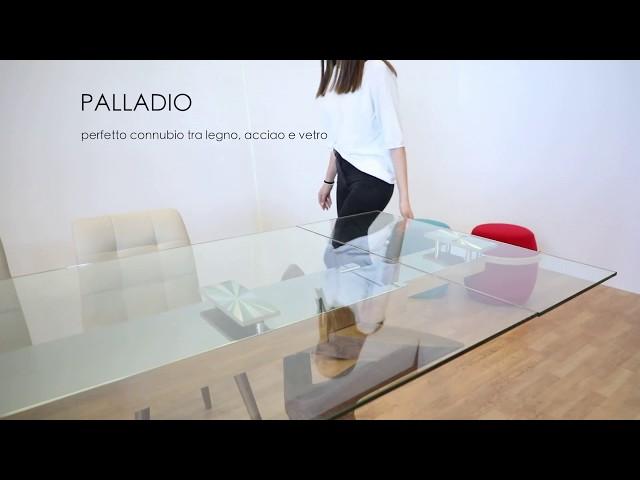 651 tavolo PALLADIO