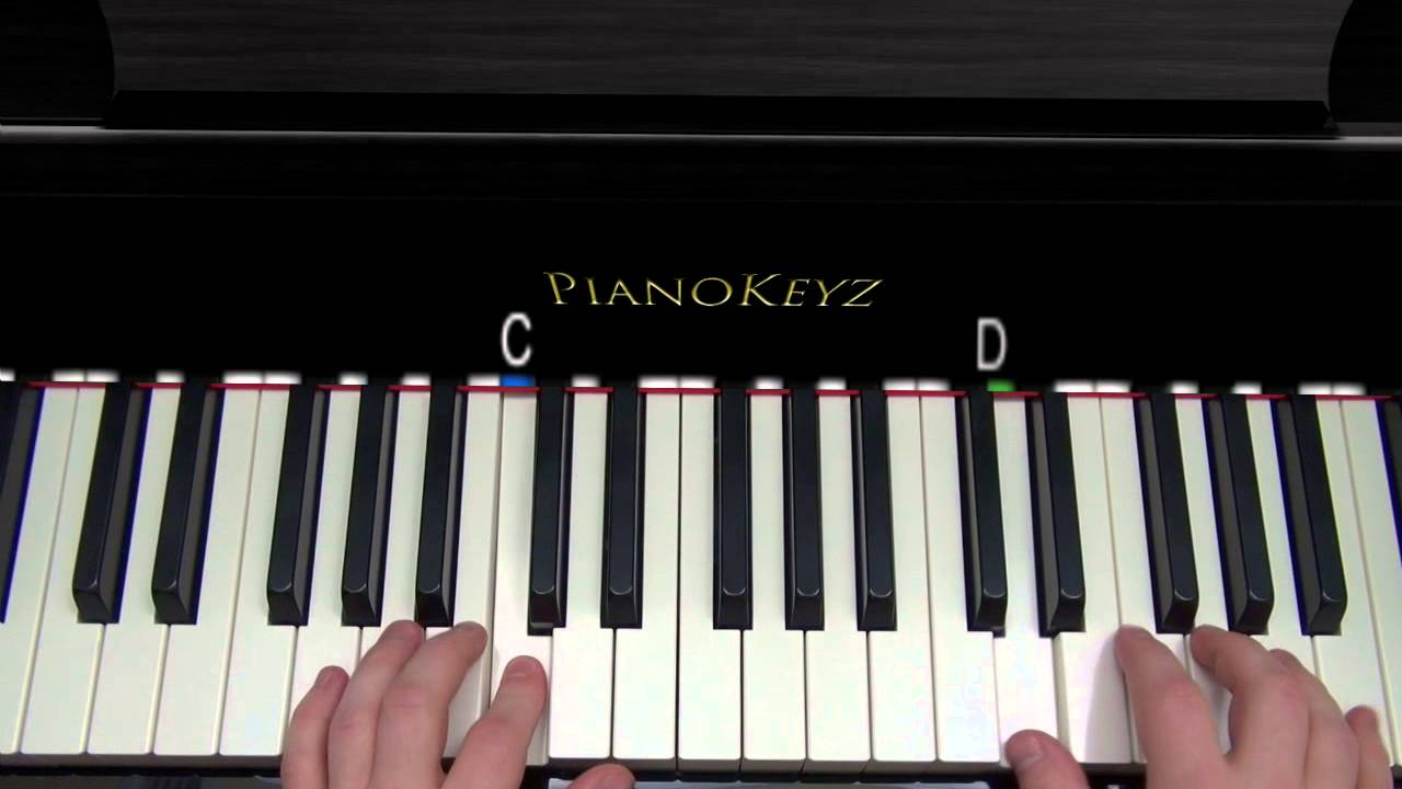 How to play little things one direction piano tutorial youtube hexwebz Images
