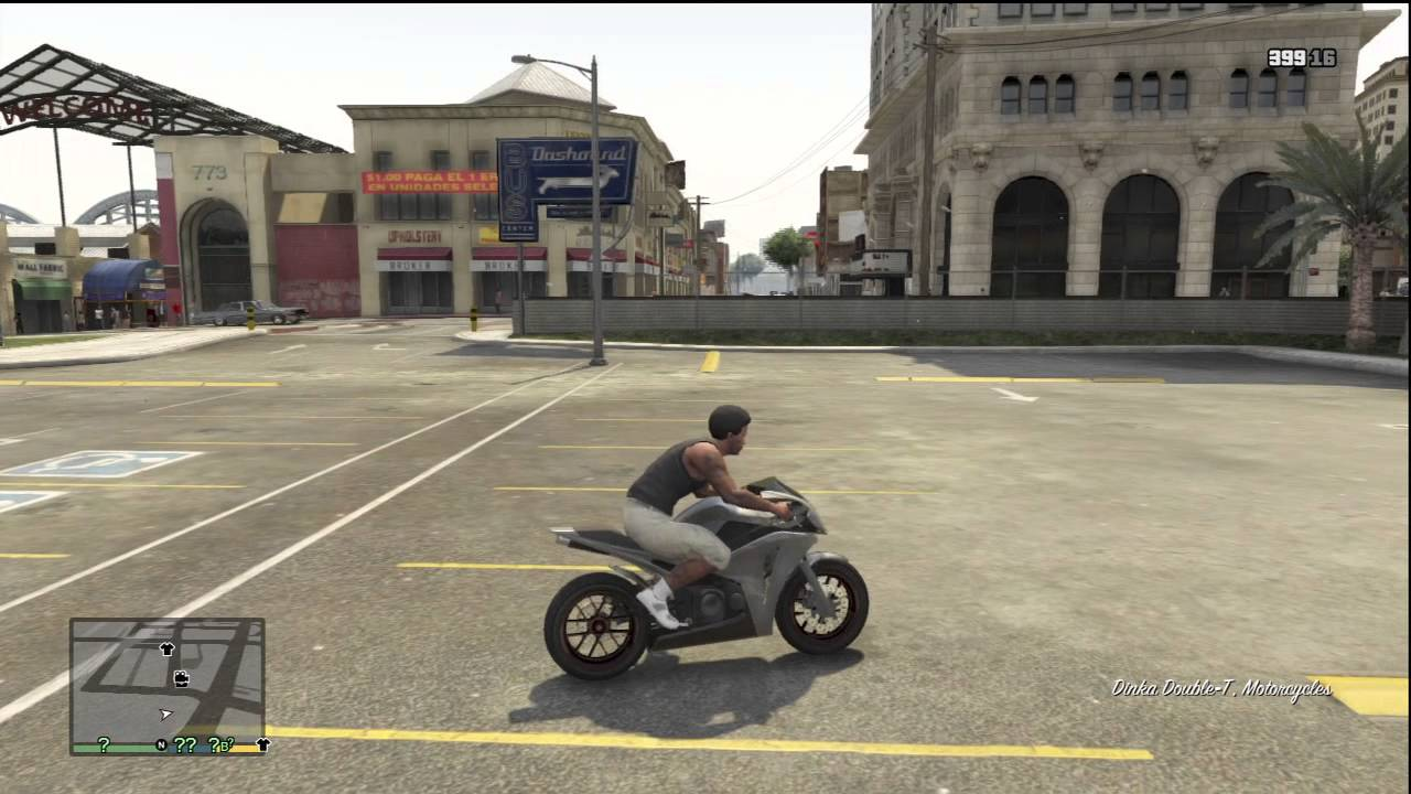 GTA 5 FASTEST BIKE IN THE GAME WITH SECRET LOCATION (MOTORCYCLE)