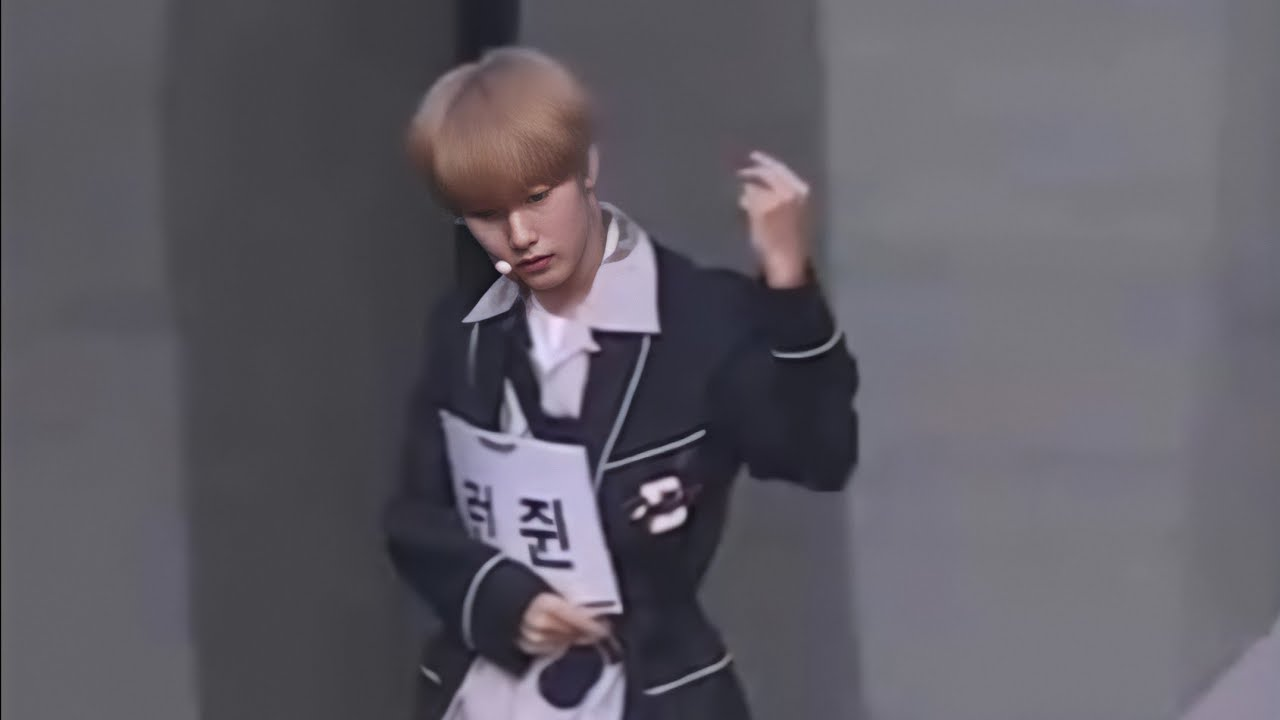 런죈 RENJUN 'GROWL EXO' [REHEARSAL] CROPPED CAM KOREA MUSIC WAVE 2018