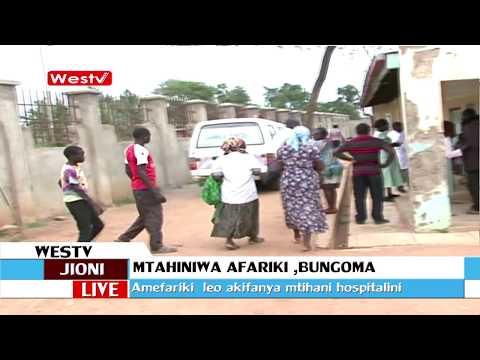 Mtahiniwa wa KCSE 2017 shule ya Mabuusi aaga dunia