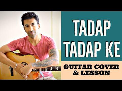Tadap Tadap Ke | KK | Hum Dil De Chuke Sanam | Easy Guitar Chords For Beginners