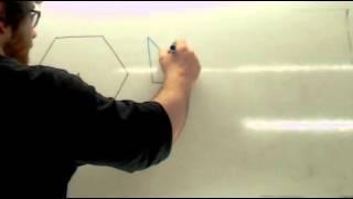 Teorema de Pitagoras Calcular apotema de un hexagono Usero